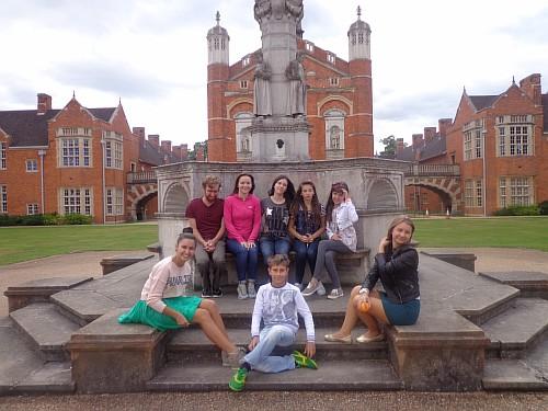 впечатления наших маленьких клиентов от поездки в Horsham College