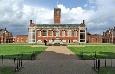 школе-пансионате Horsham College