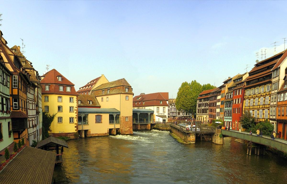 летние курсы французского языка в Страсбурге