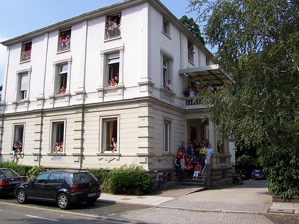 Школа Alpadia Language Schools в Фрайбурге