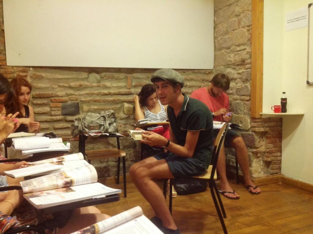 Курсы испанского языка в Барселоне