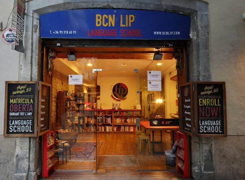 Языковая школа BCN Lip