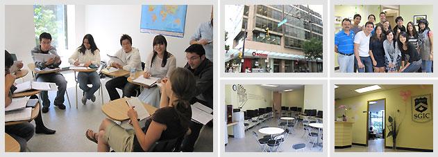 Обучение в Канаде в St George International College