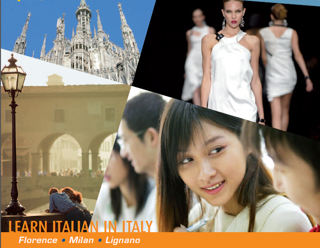 Итальянский в Италии